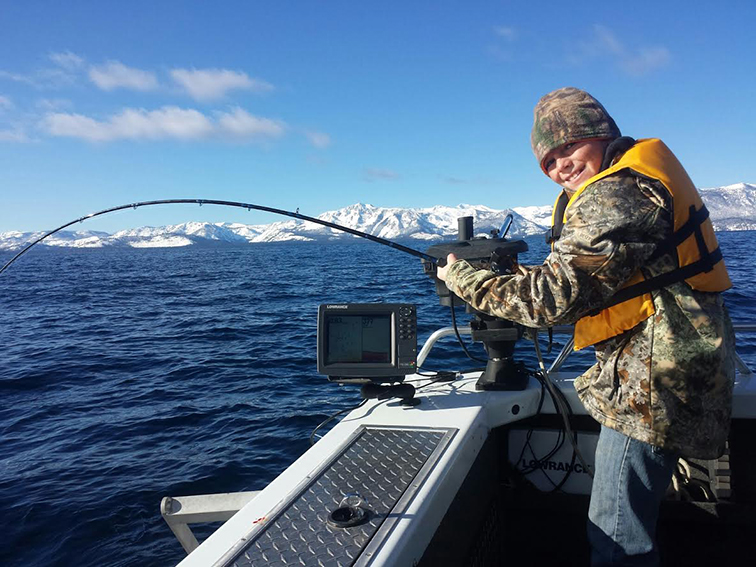 Top tahoe winter activities for the non skier lake tahoe for South lake tahoe fishing charters