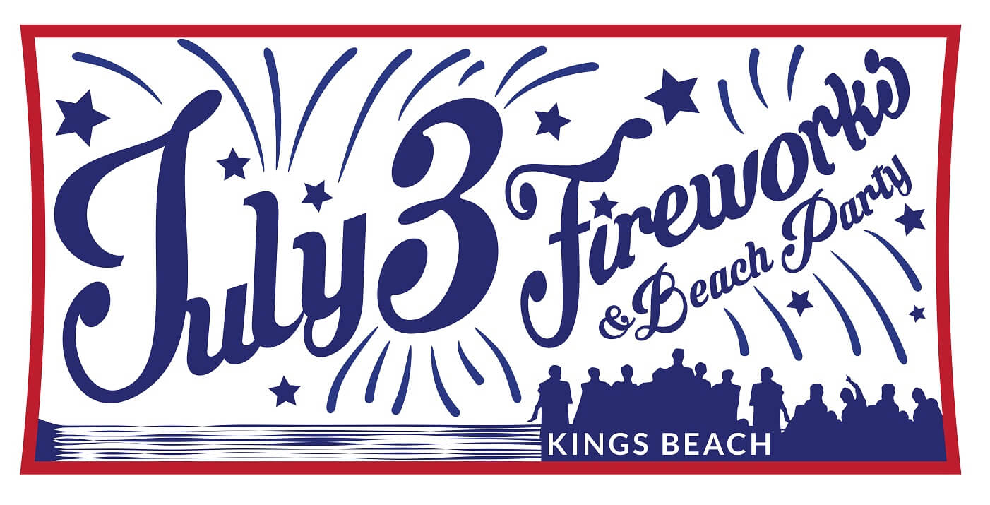 Kings Beach July 3rd Fireworks Party