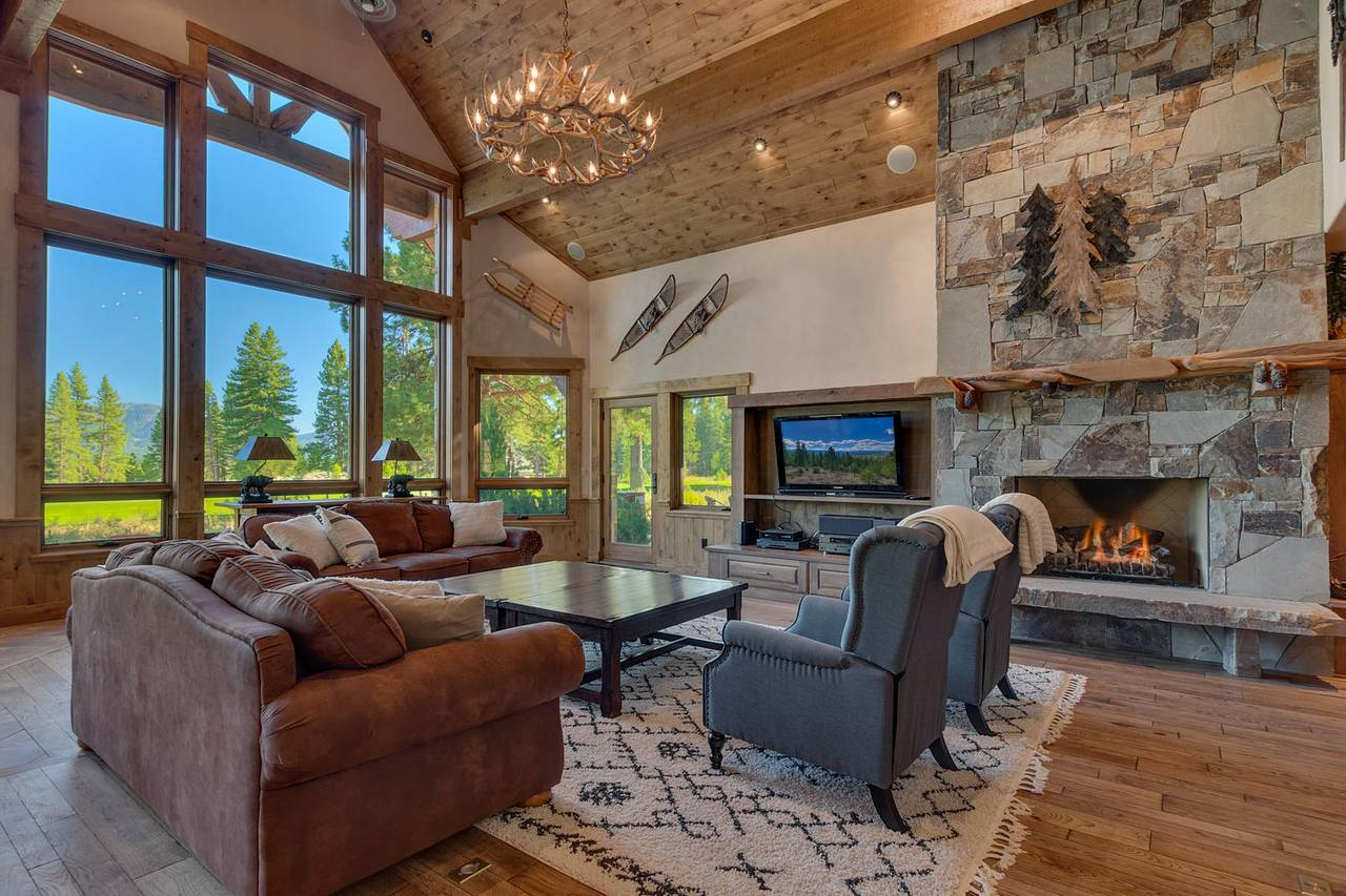 Highland Estate at Old Greenwood Lake Tahoe