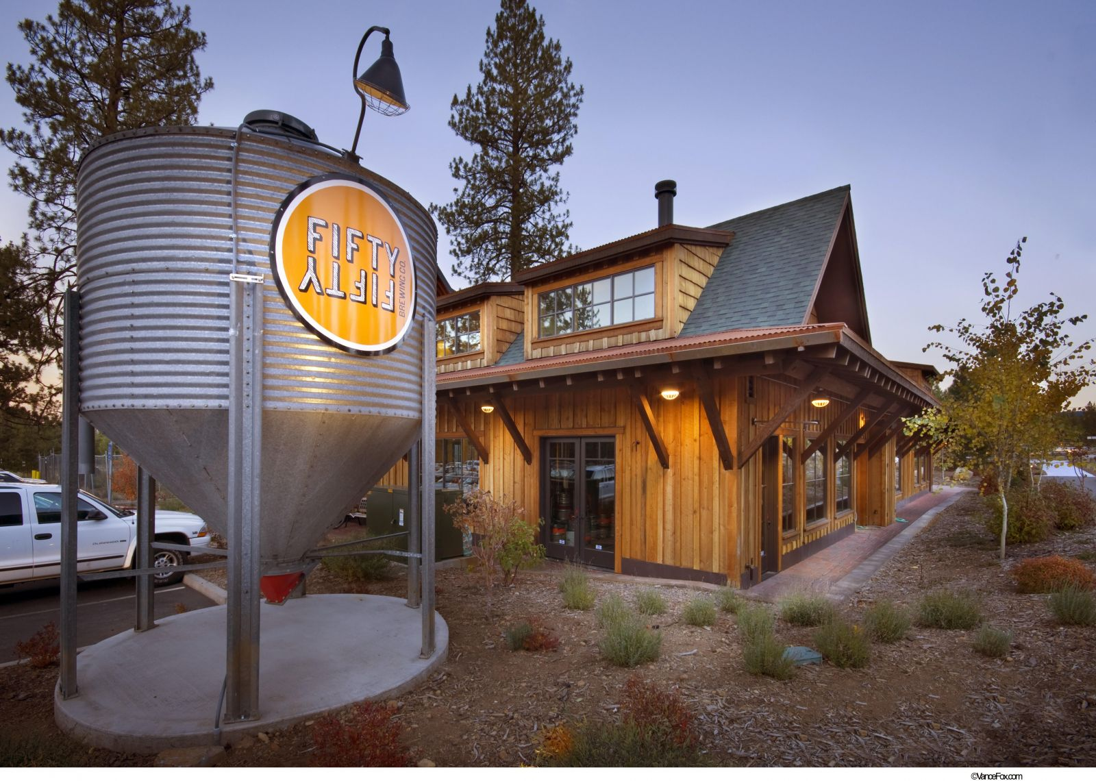 fiftyfifty brewing co truckee